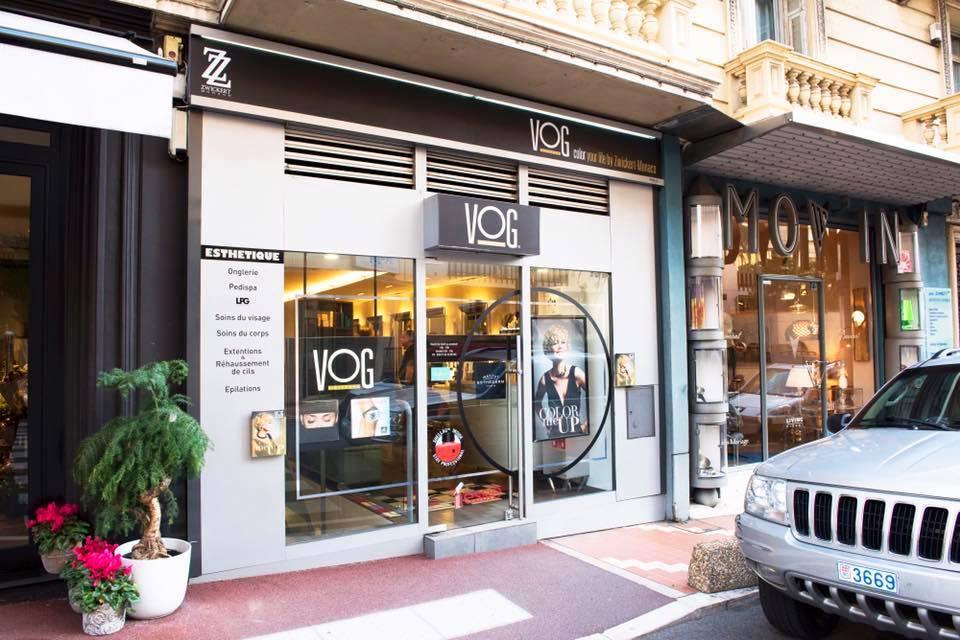 世界のエンダモロジーサロン「 V O G 」(美容室/モナコ)